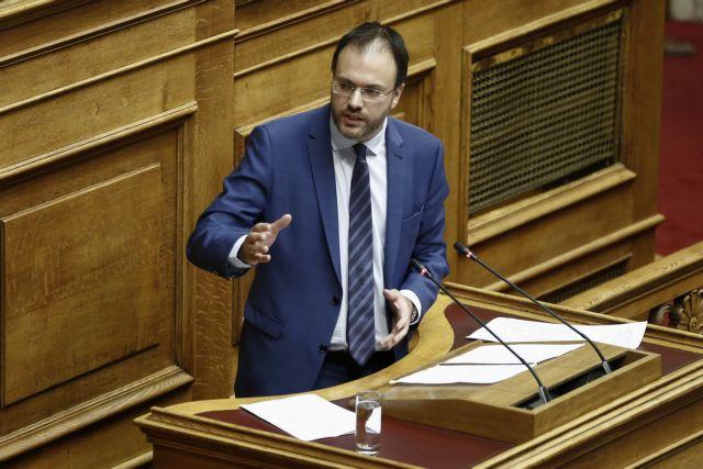 Ημέρα της κρίσης στη ΔΗΜΑΡ για τη Συμφωνία των Πρεσπών | tovima.gr