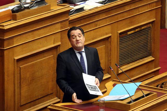 Γεωργιάδης: Οι βουλευτές ΑΝΕΛ και συμπλολίτευση και αντιπολίτευση | tovima.gr