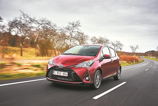 Στο 17,5% η αγορά καινούργιων αυτοκινήτων το 2018 | tovima.gr