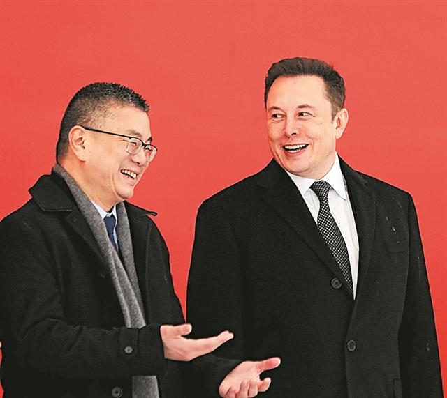 Θα κατασκευάζει Tesla στην Κίνα ο Ελον Μασκ | tovima.gr