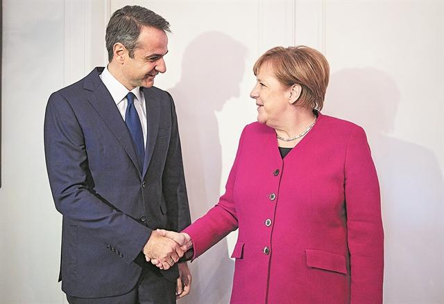 Την έπεισε για την οικονομία, όχι για τα Σκόπια | tovima.gr