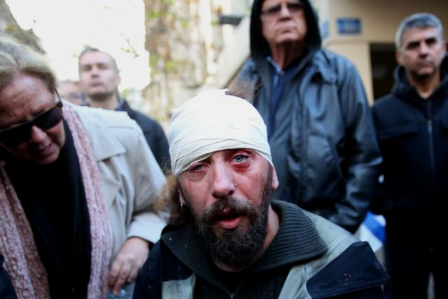 Συλλαλητήριο : Το ηχητικό ντοκουμέντο από τον ξυλοδαρμό δημοσιογράφων | tovima.gr