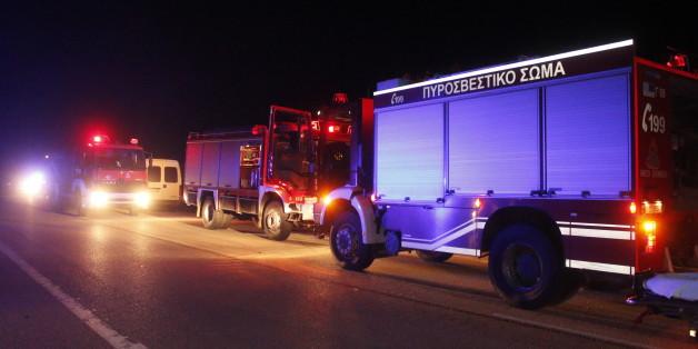 Νεκρό άτομο κατά την κατάσβεση πυρκαγιάς σε κτίριο της Αθήνας | tovima.gr