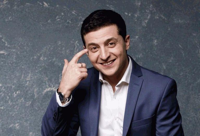 Ουκρανία: Ηθοποιός που υποδυόταν τον πρόεδρο, θέλει να γίνει πρόεδρος | tovima.gr