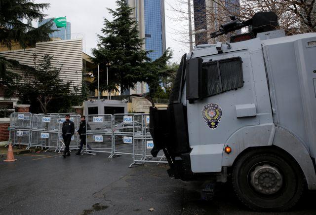 Υπόθεση Κασόγκι: Η Αγκυρα καταγγέλλει τη Δύση – Ξεκινά διεθνή έρευνα | tovima.gr