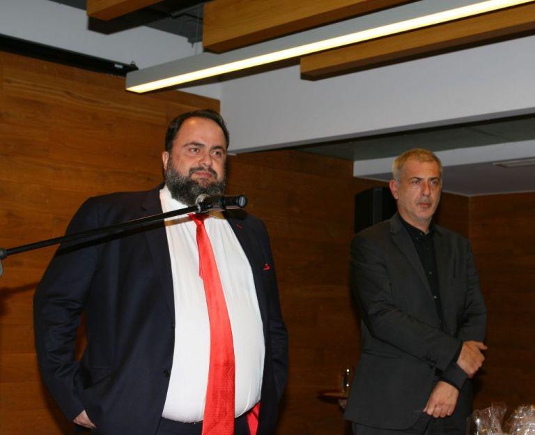 Β. Mαρινάκης: «Στέλνουμε μήνυμα αντίστασης για το ξεπούλημα της χώρας» | tovima.gr