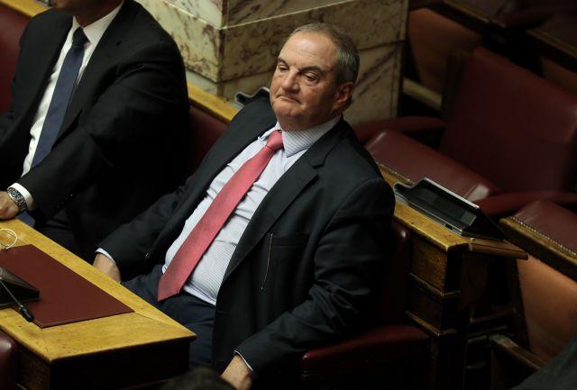 Ex-PM Costas Karamanlis denounces Prespa Agreement   tovima.gr