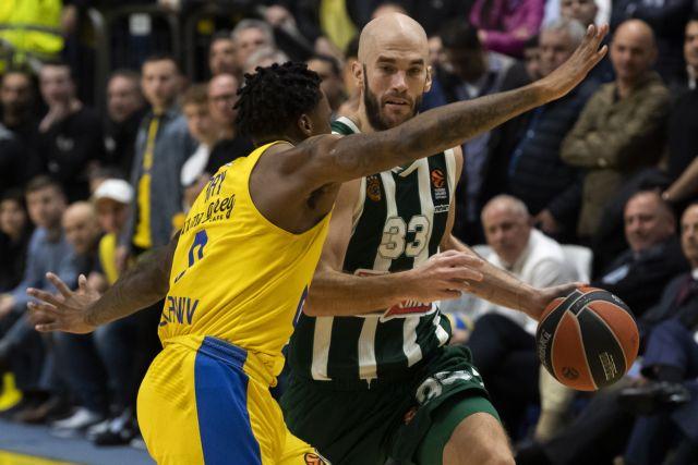 Σε αδιέξοδο ο Παναθηναϊκός, νέα εκτός έδρας ήττα | tovima.gr