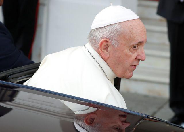 Προσεύχεται για όλη τη Βενεζουέλα ο Πάπας | tovima.gr