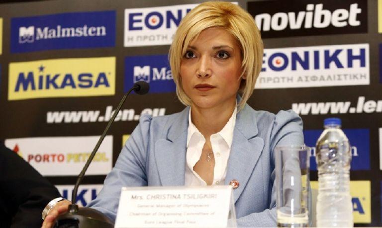 Τσιλιγκίρη : «Ο Ολυμπιακός αποδεικνύει τον ηγετικό του ρόλο» | tovima.gr