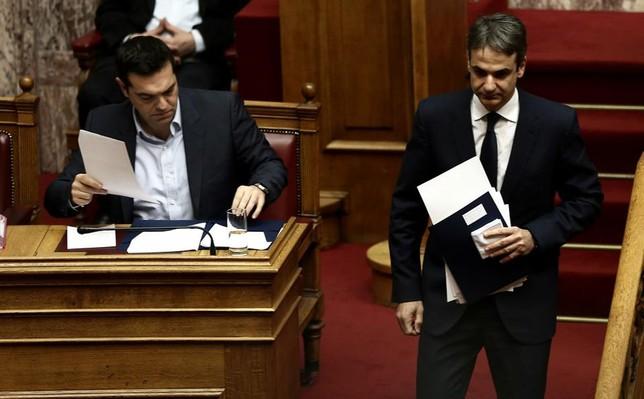 Μυρίζει μπαρούτι η Βουλή : Οι πρόθυμοι και οι αναποφάσιστοι | tovima.gr