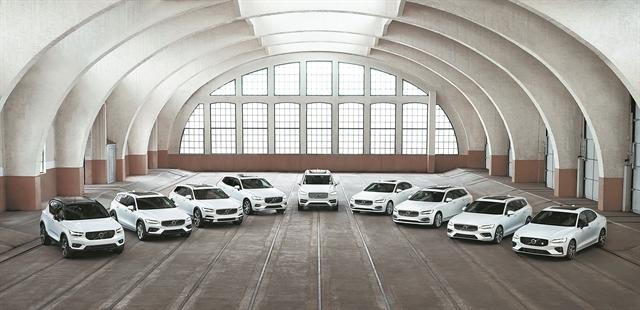 Τα SUV οδηγούν τη Volvo σε νέα ρεκόρ | tovima.gr