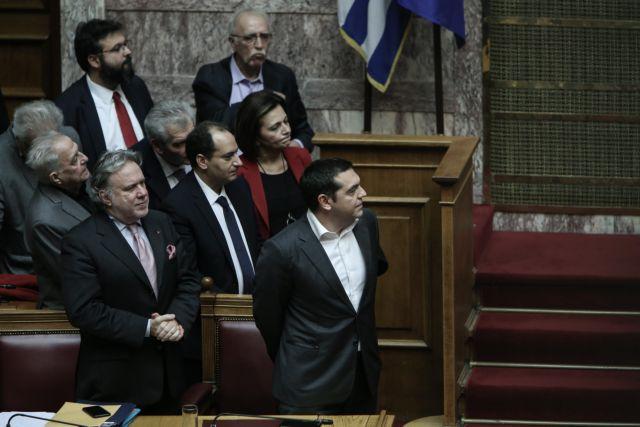 «Κατεπείγον: Η ελληνική Βουλή ψήφισε την Συμφωνία των Πρεσπών» | tovima.gr