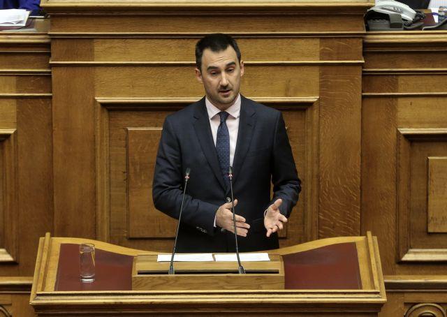 Χαρίτσης: Η Συμφωνία των Πρεσπών, στρατηγική νίκη απέναντι στις δυνάμεις του εθνικισμού | tovima.gr