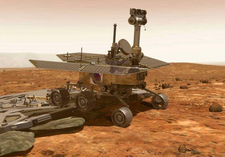 NASA καλεί Opportunity, αλλά απάντηση δεν παίρνει | tovima.gr