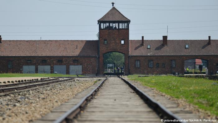 Deutsche Welle: Ένας επιζήσας του Άουσβιτς θυμάται | tovima.gr