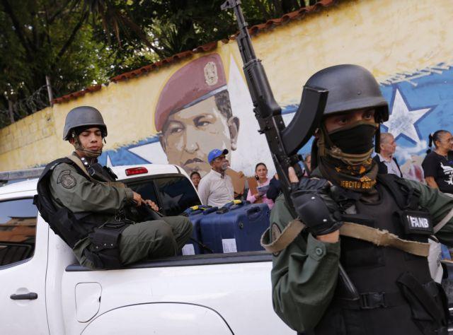 Βενεζουέλα: Ρώσοι μισθοφόροι στο πλευρό του Μαδούρο ; | tovima.gr