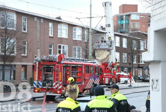 Ολλανδία: τραυματίες από την έκρηξη στη Χάγη | tovima.gr