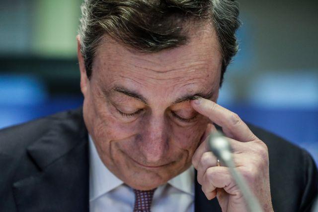 Ντράγκι: Καμπανάκι για την οικονομία της ευρωζώνης   tovima.gr