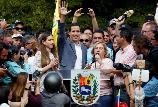 Γκουαϊδό: Προσκαλώ τον Τσίπρα στη Βενεζουέλα για να δει τι ακριβώς γίνεται | tovima.gr