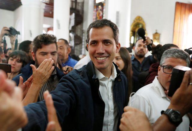 Η Αυστραλία αναγνώρισε τον Γκουαϊδό ως πρόεδρο της Βενεζουέλας | tovima.gr