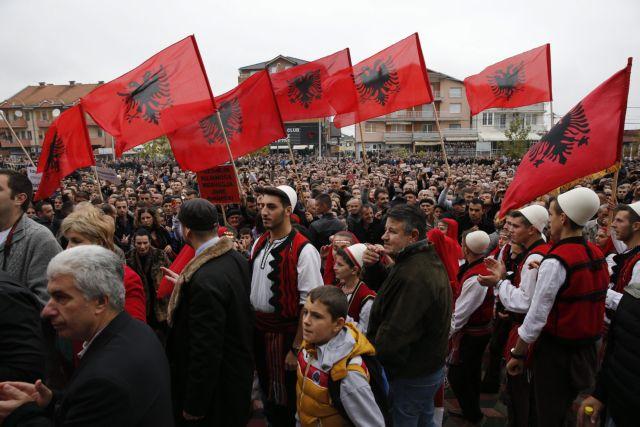 Εξελίξεις : Πώς οικοδομείται η Μεγάλη Αλβανία στα Βαλκάνια | tovima.gr