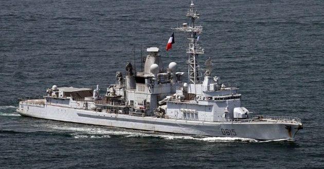 Κίνηση ματ στην Αν. Μεσόγειο – Γαλλικός ναύσταθμος στην Κύπρο | tovima.gr