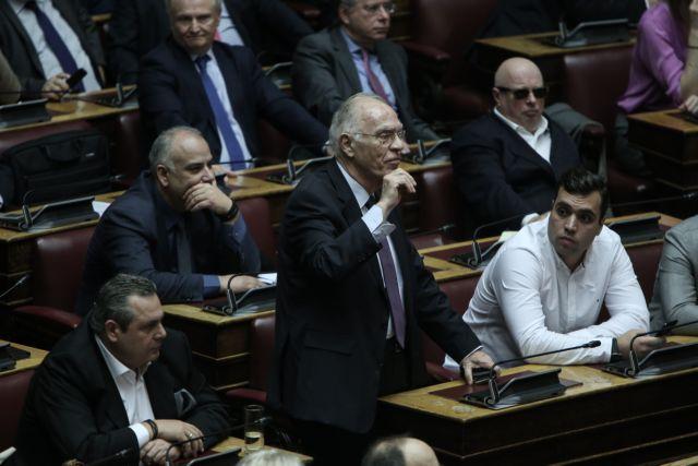 Ένωση Κεντρώων: Κυβέρνηση μειοψηφίας ο ΣΥΡΙΖΑ | tovima.gr