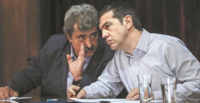 Στην παγίδα της θεσμικής εκτροπής   tovima.gr