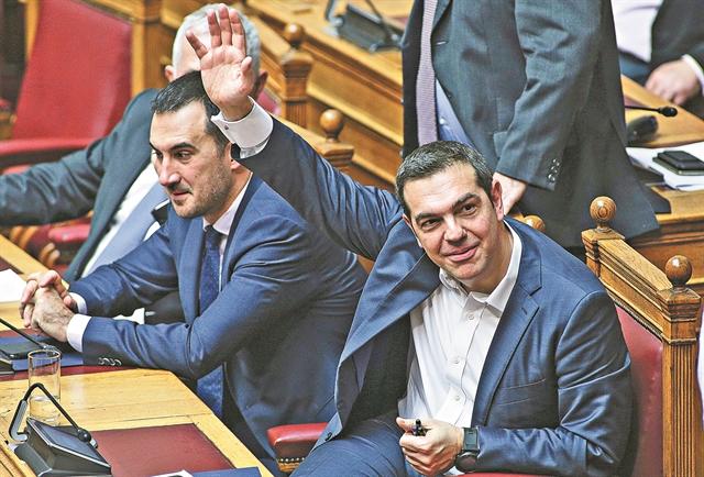 Ρεσάλτο στην Κεντροαριστερά, με τα «ορφανά» του Καμμένου | tovima.gr
