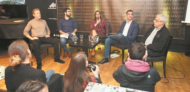 Οι υποψήφιοι της Αθήνας φτιάχνουν την ατζέντα τους | tovima.gr