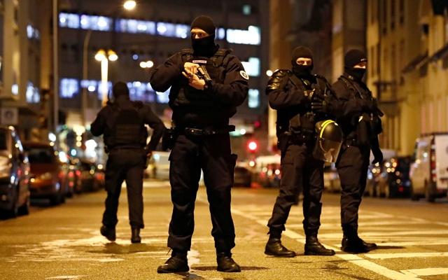 Προφυλακίστηκαν τρείς για τη φονική τρομοκρατική επίθεση στο Στρασβούργο | tovima.gr