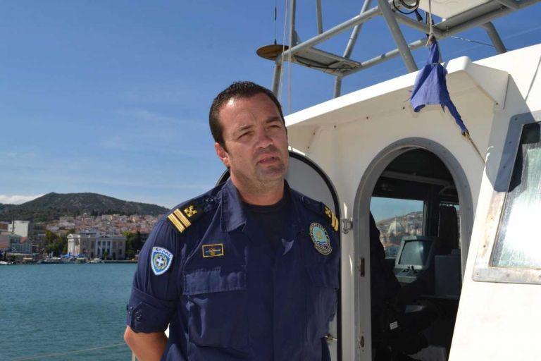 «Προβλήτα Κυριάκου Παπαδόπουλου» στο λιμάνι Μυτιλήνης   tovima.gr