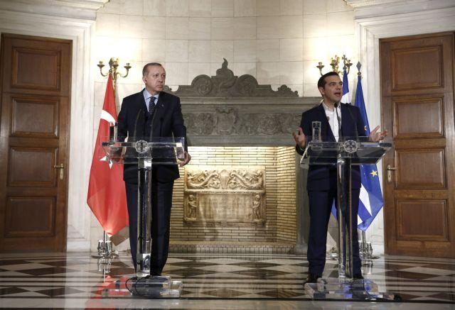 Τουρκία: Ο Τσίπρας προσπάθησε για την έκδοση των «8» | tovima.gr