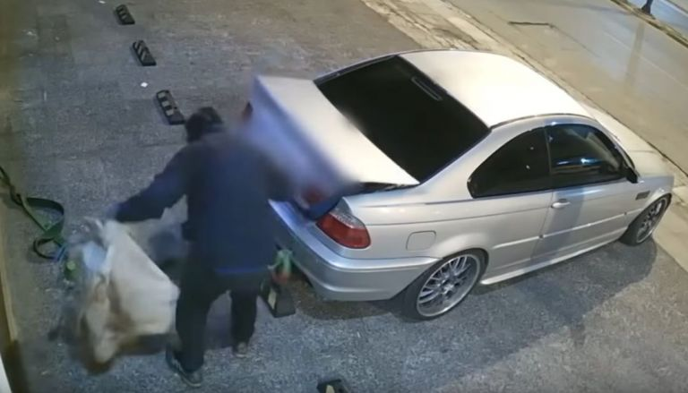 Bίντεο με τη δράση σπείρας που «χτυπούσε» καταστήματα | tovima.gr