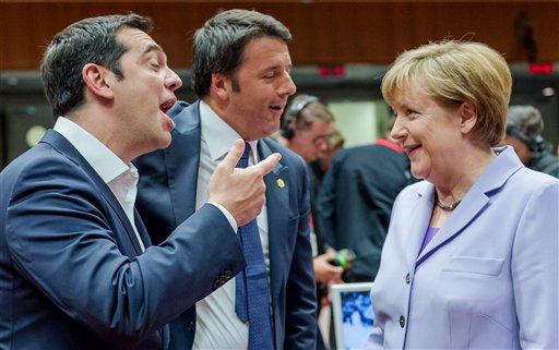 Η Μέρκελ ήταν έτοιμη για Grexit- Την μετέπεισαν Ρέντσι – Ολάντ   tovima.gr