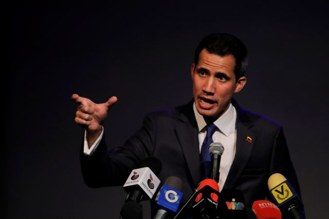 O Γκουαϊδό αψηφά Μαδούρο –  Οργανώνει ανθρωπιστική βοήθεια στους Βενεζουελάνους | tovima.gr