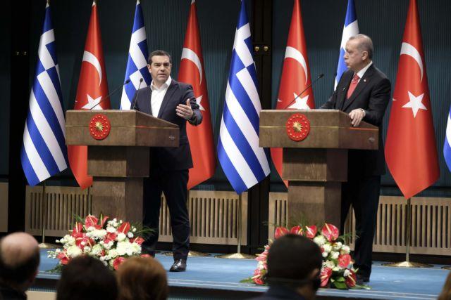 ΝΔ: Σοβαρές ανησυχίες για την επίσκεψη Τσίπρα στην Τουρκία | tovima.gr