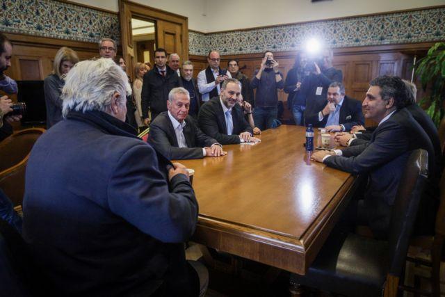 Καμμένος σε Παπαχριστόπουλο: Παραιτήσου αλλιώς θα σε διαγράψω | tovima.gr