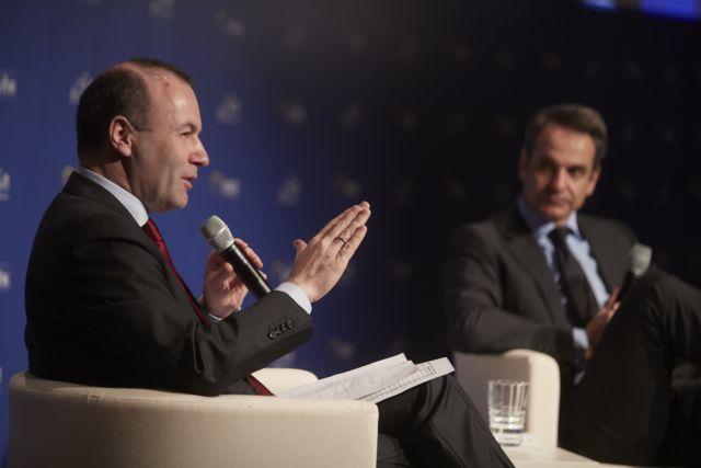 Μ. Βέμπερ: Χρειαζόμαστε μια νέα κυβέρνηση στην Ελλάδα | tovima.gr
