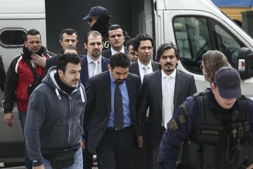 Τούρκοι αξιωματικοί: Στο ΕΔΑΔ υπό τον φόβο μην καμφθεί η ελληνική κυβέρνηση | tovima.gr