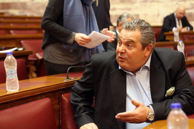 Αρνητική η γνωμοδότηση του Επιστημονικού Συμβουλίου της Βουλής για Καμμένο | tovima.gr