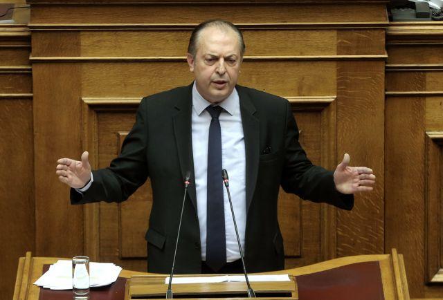 Γ. Λαζαρίδης: Γύρισα οριστικά σελίδα. Δεν επιστρέφω στους ΑΝΕΛ | tovima.gr