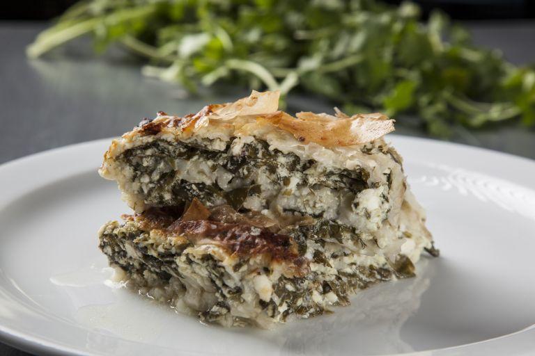 Πατσαβουρόπιτα με χορταρικά | tovima.gr