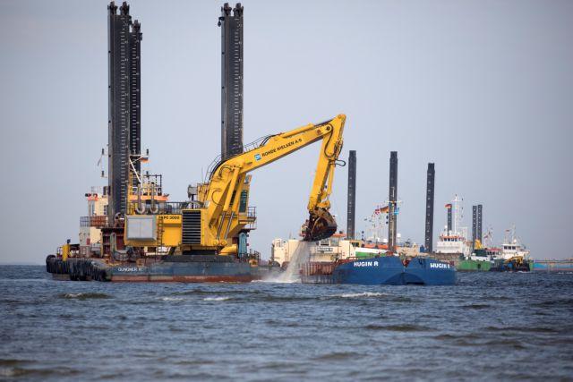 ΕΕ: Συμφωνία  για τον ρωσικό αγωγό αερίου Nord Stream 2 | tovima.gr