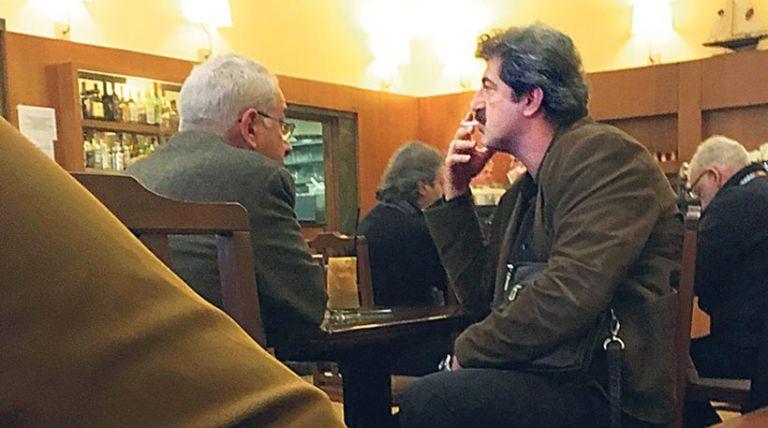 Το κουτσαβάκι υπουργός και ο χρυσαυγιτισμός | tovima.gr