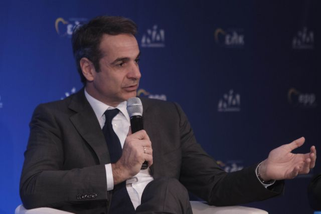 Μητσοτάκης: Σφοδρότατη κριτική στην κυβέρνηση για την οικονομία | tovima.gr