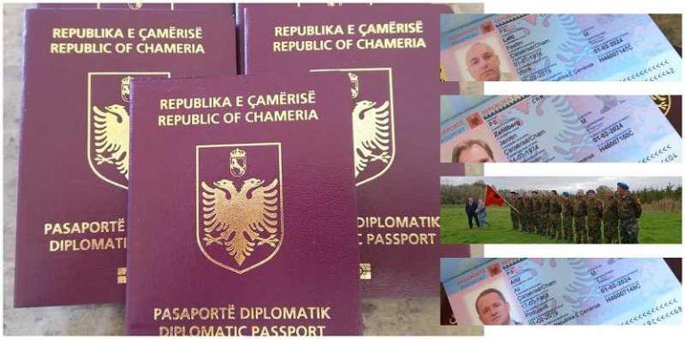 Προβάλλουν διεθνώς διαβατήρια της «Δημοκρατίας της Τσαμουριάς» | tovima.gr