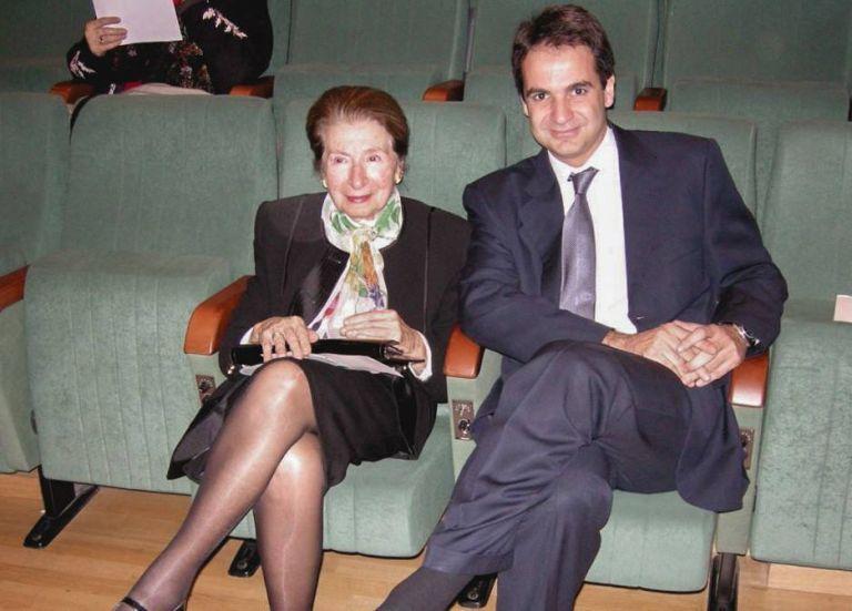 Κυριάκος Μητσοτάκης: Σπάνια έρχεται κανείς σε επαφή με έναν άνθρωπο της ευγένειας και της ευρύτητας πνεύματος της Νίκης Γουλανδρή | tovima.gr