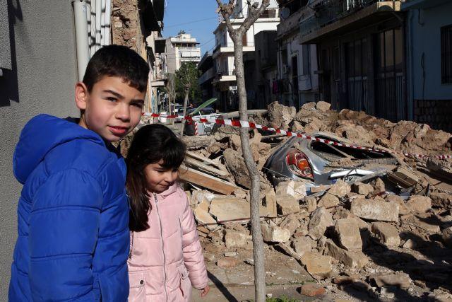 Τσελέντης: Εκατοντάδες τα ετοιμόρροπα κτίρια στην Αθήνα | tovima.gr